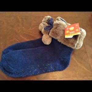 Joe Boxer lounge socks